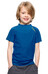 Houdini Kids Liquid Skin Tee Blue Steel